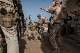 Image result for Terrorism Threat in West Africa Soars as U.S. Weighs Troop Cuts
