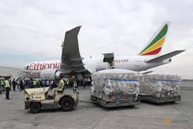 Image result for Chinese billionaire Jack Ma sends aid to Africa