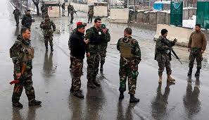 Image result for Gunmen attack Sikh religious complex in Afghan capital