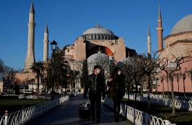 Image result for Turkey rounds up hundreds for social media posts about coronavirus