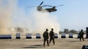 Image result for Retaliatory air raids hit Iraqi targets after attack on US troops
