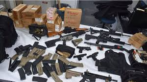 Image result for A UPS Employee Was Arrested After Allegedly Threatening a Mass Shooting With Over 20,000 Rounds of Ammunition Found
