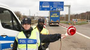 Image result for Coronavirus: Germany latest country to close borders