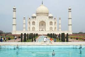 Image result for India's iconic Taj Mahal closed amid coronavirus fears