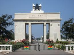 Image result for ghana independence square