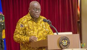 Image result for COVID 19: Nana Addo tours KIA, two hospitals today to assess Ghana's preparedness