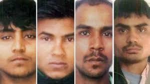 Image result for India hangs four men over 2012 Delhi bus gang rape and murder
