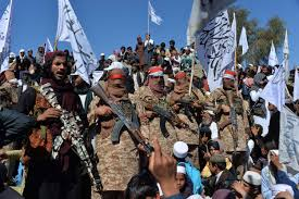 Image result for U.S. Carries Out First Airstrike on Taliban Since Doha Deal