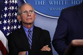 Nation's top coronavirus expert Dr. Anthony Fauci forced to beef ...