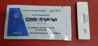 KNUST, Incas develop rapid diagnostic test kit for detecting COVID-19
