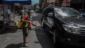 Man shot dead in Philippines for flouting coronavirus rules ...