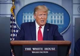 Coronavirus: Trump has declared major disaster in all 50 states at ...