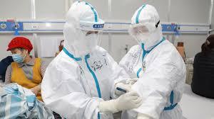 Coronavirus: WHO cautions over figures showing slowdown in ...