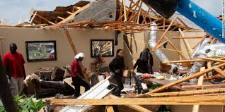 Deadly tornadoes in two U.S. cities cause 'catastrophic' damage ...