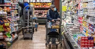 Flipboard: U.S. Food Supply Chain Is Strained as Virus Spreads