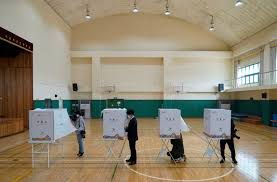 South Korea Holds Parliamentary Election Under Strict Safety ...