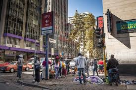 South Africa Prepares to Gradually Reopen Hobbled Economy - Bloomberg