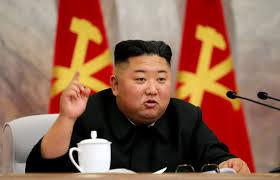 North Korea's Kim Jong Un vows to further bolster nuclear war ...