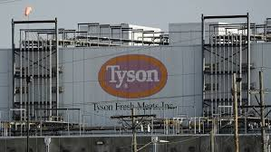 Nearly 900 workers at Tyson Foods plant in Indiana test positive ...