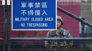 China's military promises to uphold 'national sovereignty' as more ...