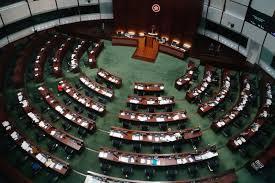 Hong Kong legislature passes national anthem Bill amid protests ...