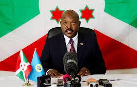 Burundi President Pierre Nkurunziza dies of 'cardiac arrest' at 55 -