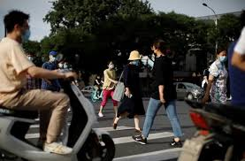Beijing City Reports First Confirmed COVID-19 Case in Nearly Two ...