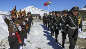 Three Indian soldiers killed in clash with Chinese forces in Ladakh