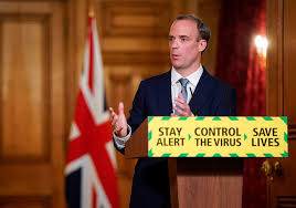 Russia trying to 'exploit' challenges of coronavirus crisis in UK, Dominic  Raab says | The Independent