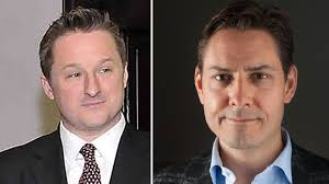 Michael Kovrig and Michael Spavor: China charges Canadians with spying -  BBC News