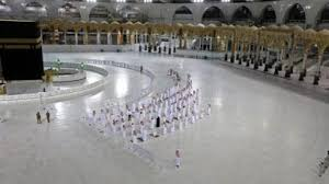 Coronavirus: Saudi Arabia bars international pilgrims for Hajj - BBC News