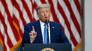 George Floyd death: Trump threatens to send in army to end unrest ...