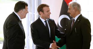 """Libya: New responses to Sisi and Macron's statements accuse Turkey of  playing a """"dangerous game"""" - Teller Report"""