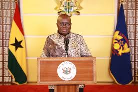 Address by the President of the Republic, Nana Addo Dankwa Akufo-Addo, at  the May Day Celebration, On Friday, May 1, 2020. - SIGA : State Interests  and Governance Authority