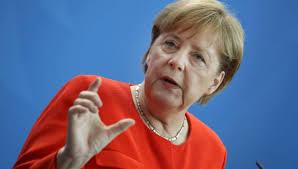 Germany assumes EU presidency as Merkel pushes for massive bloc-wide  recovery plan | SYRIA NEWS | ZAMAN ALWSL