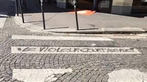 Almost 30 women accuse Paris street artist of rape, sexual assault