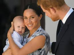 Harry and Meghan sue over 'drone photos' taken of son Archie at ...
