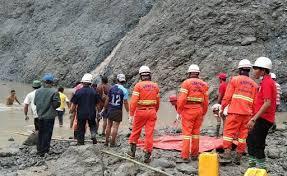 More than 100 dead in Myanmar jade mine landslide - SE Asia - The Jakarta  Post
