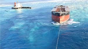 Mauritius oil spill: MV Wakashio captain arrested | KYR News